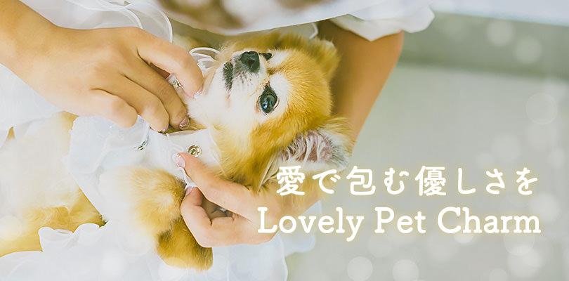 愛で包むやさしさを Lovely Pet Charm